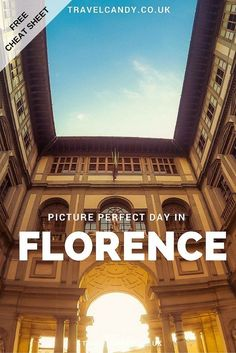 Florence is a city of unmissable treasures. From the food to the views, from the art to the architecture. If you can only spend one day in Florence here's how to do the top Florence must-sees before you head home.