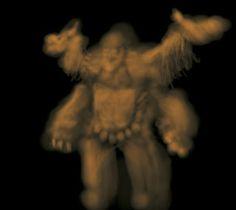 Monster of the Yoruba Mythology African Mythology, Mythical Creatures, Fantasy, Painting, Food, Art, Monsters, Art Background, Magical Creatures