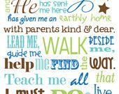 I Am a Child of God 2