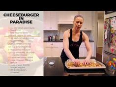 Cheeseburger in Paradise- RP Kitchen with Lori Shaw - YouTube