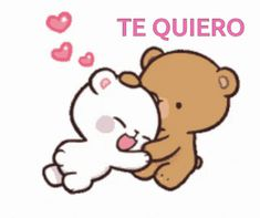 The perfect AMOR TeQuiero Animated GIF for your conversation. Discover and Share the best GIFs on Tenor. Cute I Love You, I Love You Images, Love You Gif, Cute Love Gif, Cute Cartoon Images, Cute Cartoon Wallpapers, Sweet Message For Girlfriend, Cute Hug, Bear Gif
