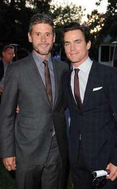 Matt Bomer and Partner to Be Honored With LGBT Inspiration Award