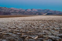 Badwater by George Buxhaum