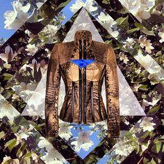 Holy....LIVE & LOVE leather jacket! Amazing pic !