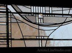 modern window art