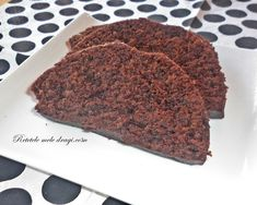 Chec de post cu cacao Banana Bread, Healthy Eating, Gluten, Vegetarian, Desserts, Food, Eating Healthy, Tailgate Desserts, Deserts