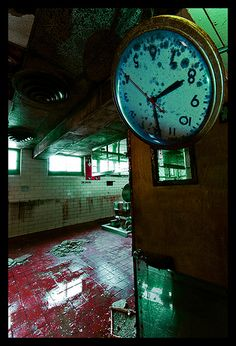 Norwich State Hospital - Norwich, CT by Sebastian T., via Flickr