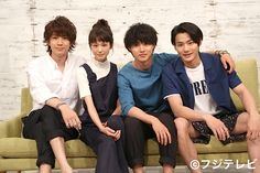 美玲ちゃんとイケメン3兄弟が同居次の月9ドラマが決定