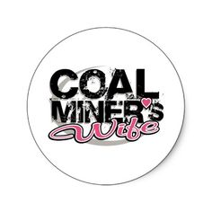 coal miner's wife