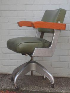 vintage domore office chair