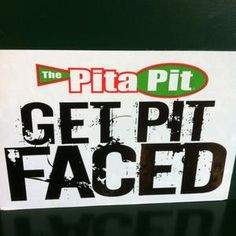 Love all of my brothers Pita Pit's!