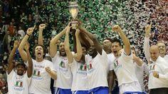 Basket, Sassari batte Siena e vince la sua prima storica Coppa Italia