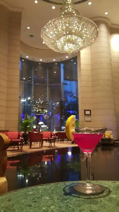 Dragon Fruit & Cranberry #renhotels