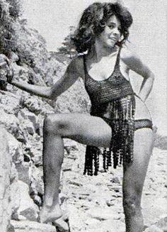 Betty Davis, 1969 [via]