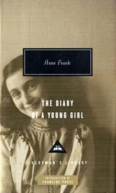 The Diary of a Young Girl  by Anne Frank    Used $18.75  New $22.50    #Books #Classics #Autobiography #History