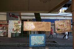 Feira de  Artesanato Circuito Rio EcoSol- Praça Saens Penna- dias 25 e 26 de Abril de 2017