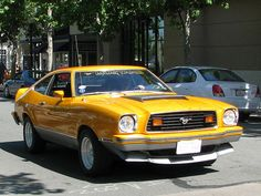 1978 Ford Mustang II Mach 1
