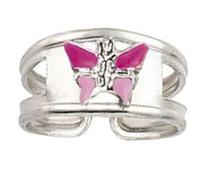 SCOUT Ring Schmetterling