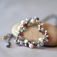 Mayahelena Jewelry - Unique Handcraftd Wire Wrapped Jewelry $52.