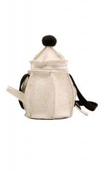 """#bags #borse #handmade #artigianali #felt #feltro #teiera #teapot #shopper Borsa in feltro """"Teiera"""""""