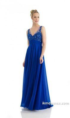 http://www.ikmdresses.com/2014-V-Neck-Beaded-Applique-Embellished-Bodice-Ruffled-A-Line-Prom-Dress-Chiffon-Low-Back-p84736