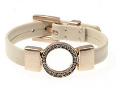 Bud to Rose Armband Cos Ivory/rosegold   Luxedy 40 euro www.luxedy.com