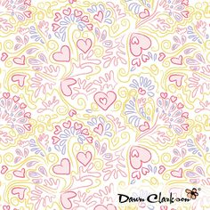 Candy Love, by Dawn Clarkson http://niceandfancy.blogspot.it