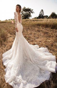 GALA Collection No2 By Galia Lahav Backless Wedding DressesBoho