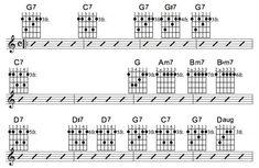 Jazz Chord Substitution Part One Jazz Guitar Lessons, Electric Guitar Lessons, Guitar Chords For Songs, Online Guitar Lessons, Guitar Chord Chart, Guitar Lessons For Beginners, Guitar Tips, Music Lessons, Amazing Grace