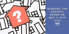There are many issues why remodeling is better than buying a new house. Room Additions, Current Location, Buying A New Home, Chicago Cubs Logo, Home Remodeling, Home Improvement, New Homes, Challenges, General Contractors