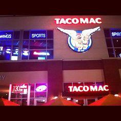 Taco Mac Sports Grill in Atlanta, GA