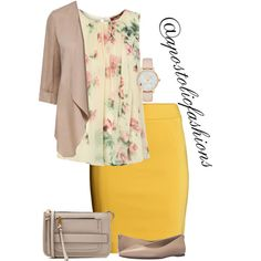 A fashion look from February 2017 by apostolicfashions featuring MaxMara, H&M, MICHAEL Michael Kors, Marc Jacobs and Kate Spade