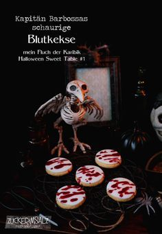 Mein Halloween Sweet Table - Teil 1