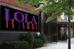 Lola nyc sign