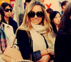 Braids + Chanel Sunglasses + Perfect Outfit = Perfect Look