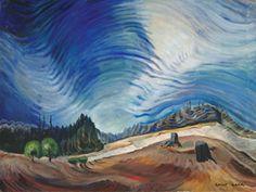 Emily Carr Canadian Painter @Sharon Macdonald Macdonald Macdonald Waddill-Kelly Yoga and Meditation