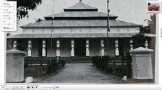 Masjid Jami Gorontalo, the epicentrum of kerajaan gorontalo, 1900