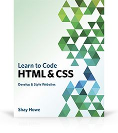 Learn to Code HTML & CSS is a simple and comprehensive guide dedicated to helping beginners learn HTML and CSS. Outlining the fundamentals, this guide works through all common elements of front-end design and development. Html Css, Introduction To Html, Learn Html And Css, First Web Page, Learn Web Design, Creation Site, Learn To Code, Computer Science, Computers