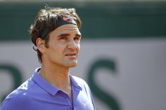Federer | AFP/File Kenzo Tribouillard Roger Federer, pictured on June 2, 2015 ...