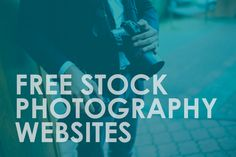 Finding images for your blog posts, social media, and advertising is a pain. Learn my favourite places for finding free stock photos and tips to edit them.