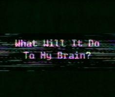 Glitch Art: What Will It Do To My Brain?