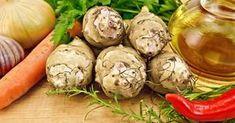 3 szuper csicsóka recept! Onion, Garlic, Healthy Recipes, Healthy Meals, Vegetables, Food, Fondant, Places, Clean Eating