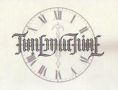 Time Machine - Harold kit Elvira