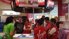 Launch Virgin store Qatar