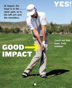 Iron Play Simplified - Golf Tips Magazine. The Golf Swing Simplified Golf 7, Play Golf, Disc Golf, Golf Tips Driving, Golf Putting Tips, Chipping Tips, Golf Chipping, Used Golf Clubs, Golf Club Sets
