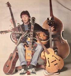Paul Mccartney, Sir Paul, George Harrison, Great Bands, The Beatles, Musica, Beatles