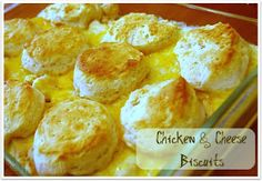 Yummy Food Recipes | Healthy Yummy Dinner Recipes | Yummy Dessert Recipes: Chicken and cheese biscuits