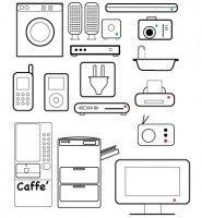 appliances #HomeAppliancesVector