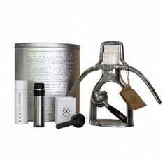 ROK Espressomaschinen-Set  129,00 €  169,00 € UVP*