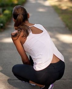 There is a discreet trend in workout clothes right now. And you may not have even known that you've seen the current trend, even though it's popular. Runners and yogis alike are disguising their exercise style in subtle ways because companies are designing more dual-action clothes to take wearers from the gym to the nail salon without a costume change.